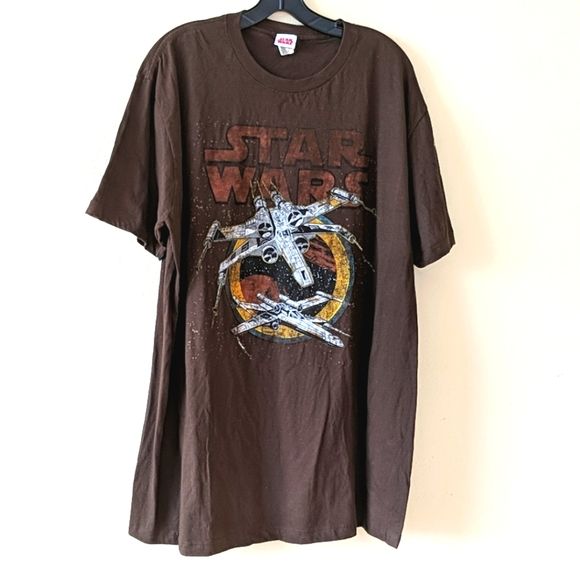 Vintage Star Wars Graphic T Shirt